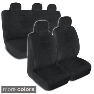 BDK Universal Encore 9-piece Low-back Deluxe Car Seat Covers