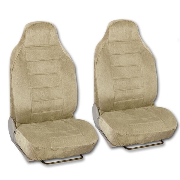 Neosupreme Coverking Universal Fit Collegiate 50//50 Bucket Seat Cover USCELA02 University of South Carolina