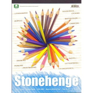 Rising Stonehenge Drawing Pads