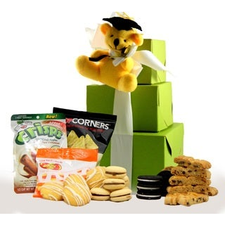 Happy Graduation Gluten-free Gift Tower