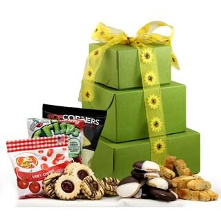 Sunny Smiles Gluten-free Summer Gift Tower