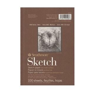 Strathmore Series 400 Sketch Pads - Brown
