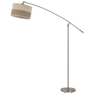 Cal Lighting Ivan Hoe Balance Arm Metal Floor Lamp