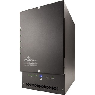 ioSafe 1515+ Fireproof/Waterproof NAS Server
