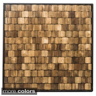Handmade Plank Evocative Matrix Tile (Indonesia)