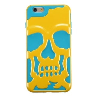 INSTEN Design Style Dual Layer Hybrid Rubberized Hard Plastic PC/ Silicone Phone Case Cover For Apple iPhone 6 Plus