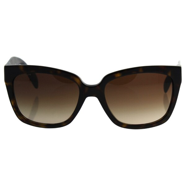 a81b83dd3f0 Shop Prada Women s PR 07PS 2AU6S1 Havana Sunglasses - Free Shipping ...