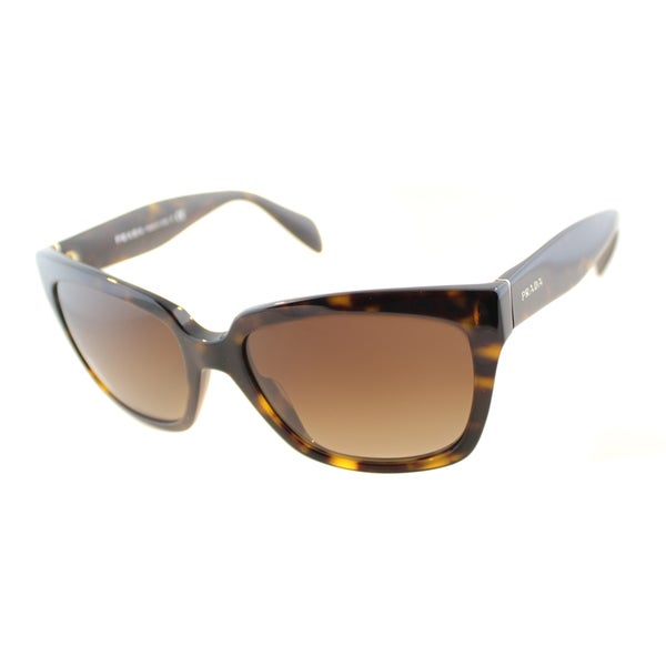 Prada Yellow Sunglasses  prada women s pr 07ps 2au6s1 havana sunglasses free shipping