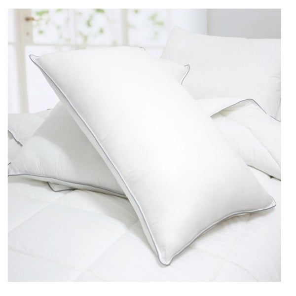 Cheer Collection Down Alternative Pillows (Set of 2 or 4) - White