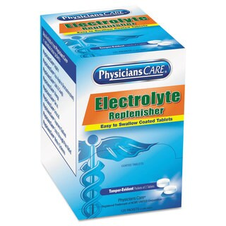 Physicians Care 2-piece Electrolyte Packets 125 Count