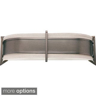 Nuvo Diesel 3-Light Wall Sconce