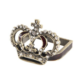 Crown Napkin Ring (set of 4)