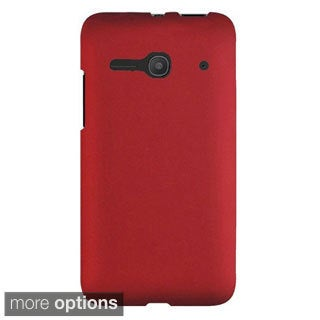 INSTEN Premium Rubberized Hard Plastic PC Snap-on Phone Case Cover For Alcatel One Touch Evolve 2