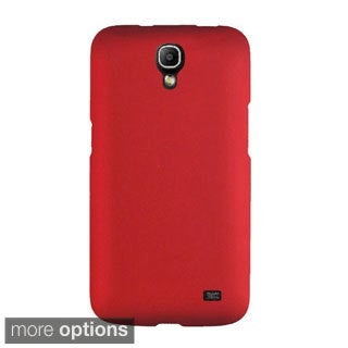 INSTEN Premium Rubberized Hard Plastic PC Snap-on Phone Case Cover For Samsung Galaxy Mega 2