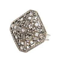 Deco Style Napkin Ring - set of 4