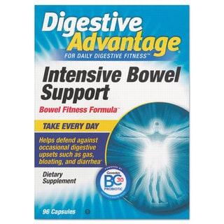 Digestive Advantage Probiotic Intensive Bowel Support Capsule 96 Count