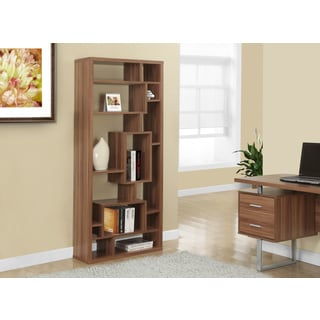 Walnut Hollow-core Bookcase