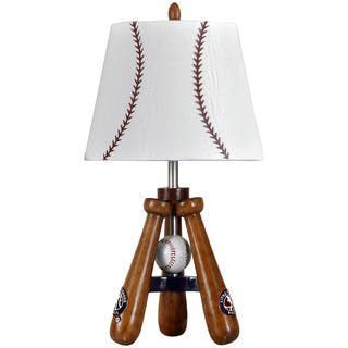 Baseball Theme Bat and Ball Stand Lamp|https://ak1.ostkcdn.com/images/products/9683818/P16862462.jpg?impolicy=medium