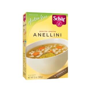 Schar Gluten-free Annellini Pasta (Case of 6)
