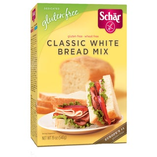 Schar Gluten-free Classic White Bread Mix (Case of 6)
