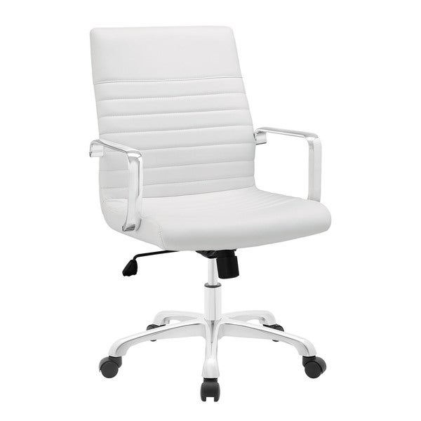 finesse mid-back office chair - free shipping today - overstock