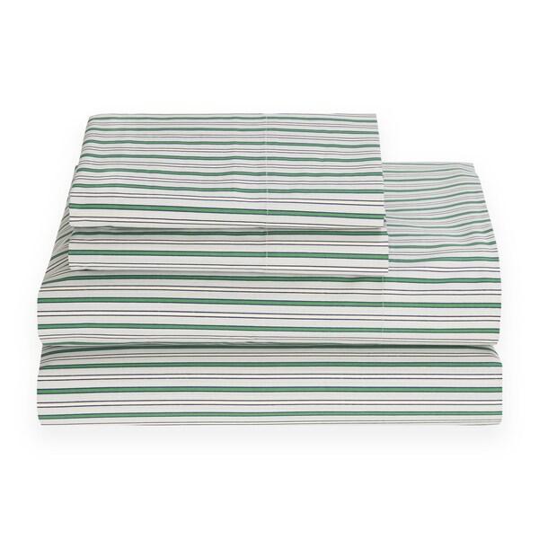 Tommy Hilfiger Villa Stripe Sheet Set