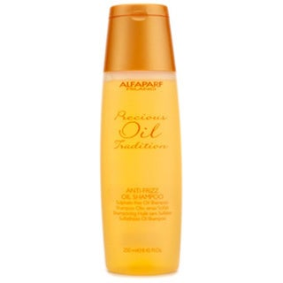 Alfaparf Precious Oil Tradition Anti-Frizz 8.45-ounce Oil Shampoo