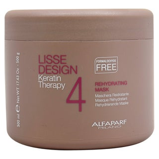 Alfaparf Lisse Design Keratin Therapy 17.63-ounce Rehydrating Mask