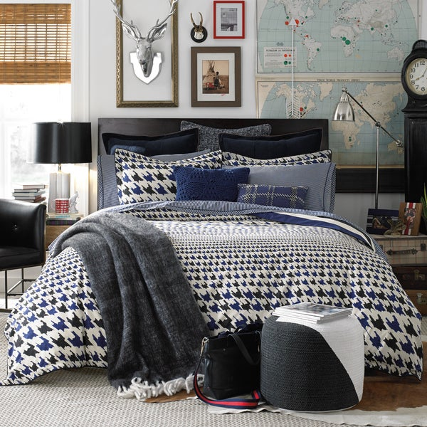 Tommy Hilfiger Hampshire Comforter Set Free Shipping