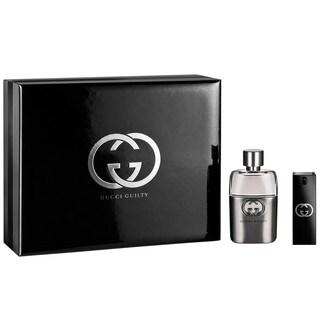 Gucci Guilty Men's 2-piece Fragrance Set