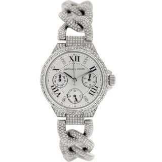 Michael Kors Women's MK3309 Camille Stainless Steel Watch