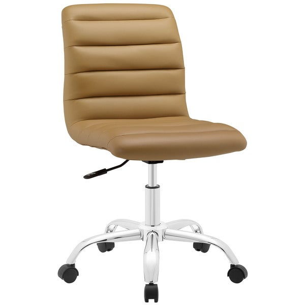 ripple mid-back office chair - free shipping today - overstock