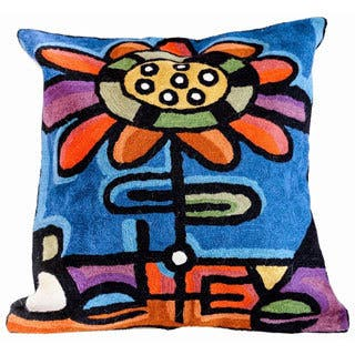 Handmade Believe Throw Pillow Cover (Canada)|https://ak1.ostkcdn.com/images/products/9684704/P16863197.jpg?impolicy=medium