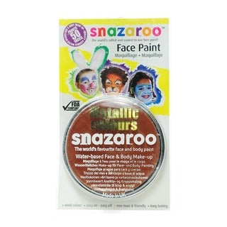 Snazaroo Face Paint (Option: White - Pack of 3)