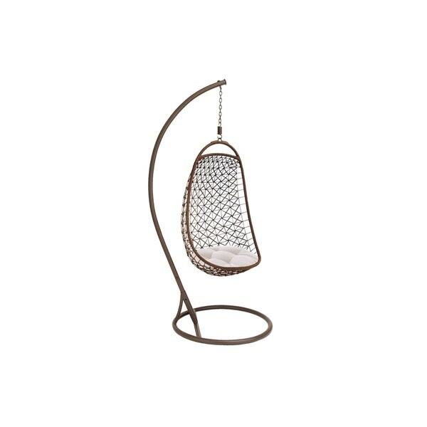 Metal Brown Hanging Chair