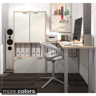 i3 by Bestar L-shaped Desk