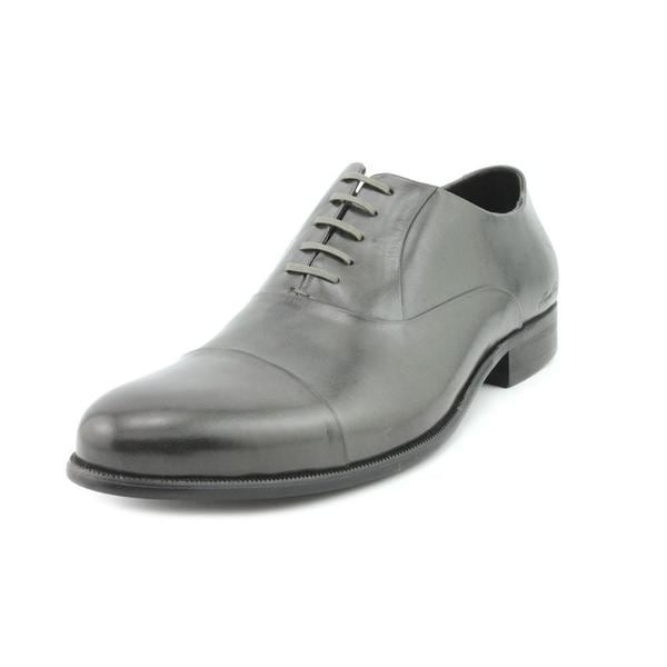 a49d61401 Shop Kenneth Cole NY Men s  Chief Council  Leather Dress Shoes ...
