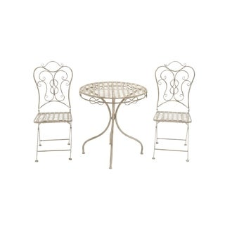 Metal 3-piece Bistro Set
