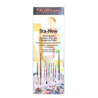 Masterson Sta-New Brush Holder