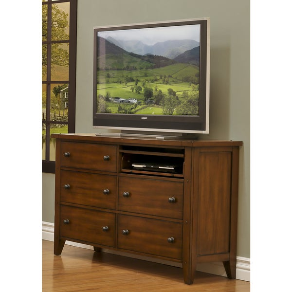 Del Prado 6-drawer Media Dresser