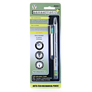 Ticonderoga Sensematic Disposable Automatic Pencil (Pack of 6)