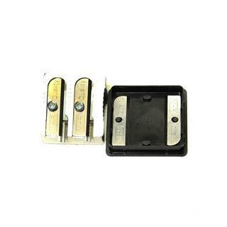 Tacro Aluminum Pencil Sharpeners (Pack of 6)|https://ak1.ostkcdn.com/images/products/9685479/P16864470.jpg?impolicy=medium
