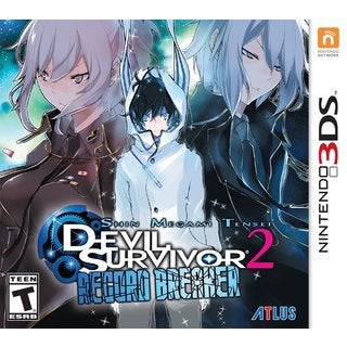 Nintendo 3DS - Shin Megami Tensei: Devil Survivor 2 Record Breaker