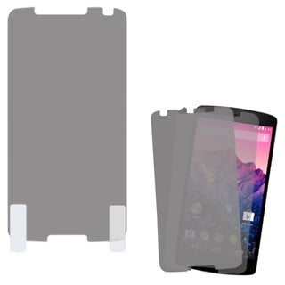 INSTEN Clear Screen Protector For Motorola Nexus 6 (Pack of 2)