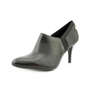 Calvin Klein Women's 'Jeanine' Leather Boots