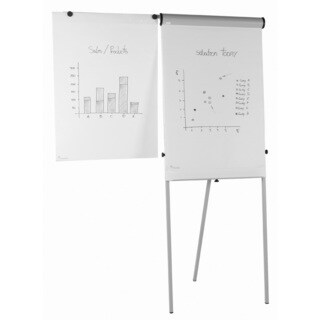 Rocada Height Adjustable Flipchart