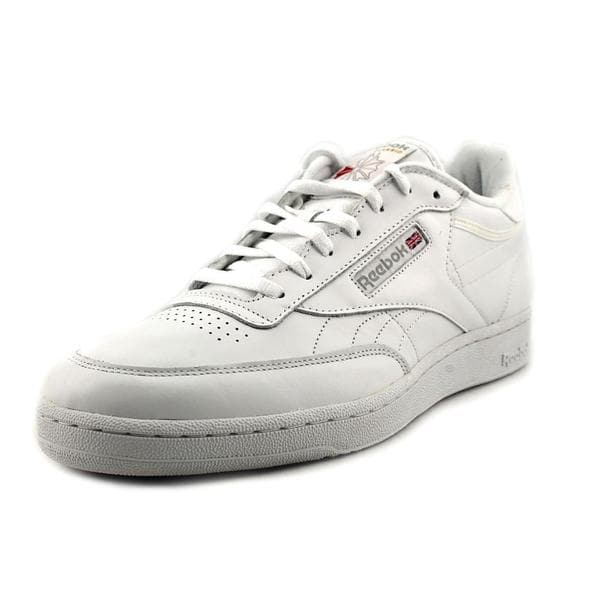 reebok club c tennis shoes size 12 4e