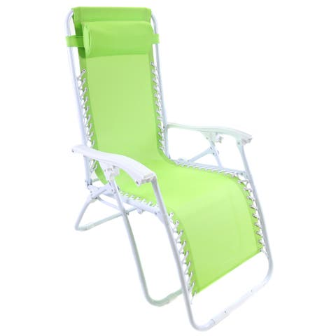 Jordan Manufacturing Zero Gravity Chair