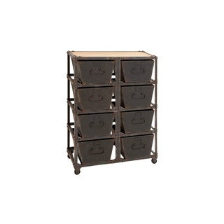 Metal Wheeled Cabinet