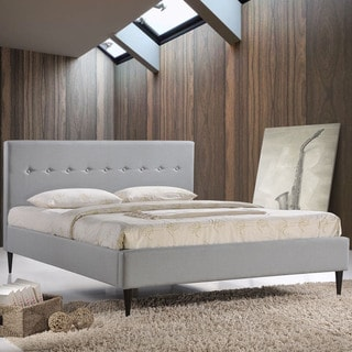 Modway Stacy Grey Bed Frame